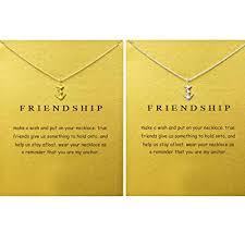 kamresh friendship necklace lucky