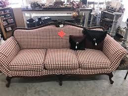 post 1950 antique couch vatican