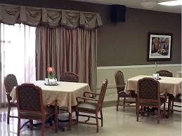 Superb Excellent In Nursing Home Dining Room Ideas Home Design Ideas