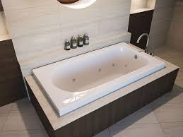 mirolin bliss 60 x 32 x 20 drop in bath