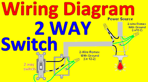 2 switch 2 light wiring diagram two lights two switches one power how to wire a 2 way light switch at Household Switch Wiring Diagrams