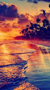 iphone 6 wallpaper beach. Beautiful Beach Golden Beach Sunset Tropical IPhone 6 Wallpaper Intended Iphone
