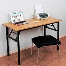 desktop computer table. 33 Beautiful Design Foldable Desktop Computer Table Amazon Com Need Desk Office 47 Folding 47inch