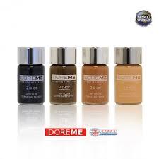 Doreme Permanent Makeup Pigment 2shot Colors