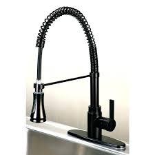 kohler oil rubbed bronze kitchen faucet s bellera pull down