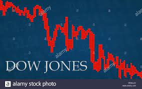 American stock market index Dow Jones ...
