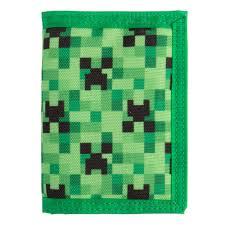 Minecraft Creeper Life Wallet - EBGames.ca