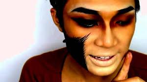 scar lion king makeup tutorial theprinceofvanity you