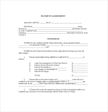 16+ Payment Agreement Templates - Pdf, Doc | Free & Premium Templates