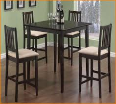 superb great small high top kitchen table black throughout decor 2