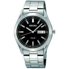 men s seiko watches h samuel seiko men s stainless steel bracelet watch product number 8584222