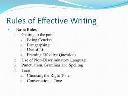 Writing Skills 1st Effective Writing Skills