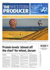 The western producer october 1, 2015 by The Western Producer - issuu
