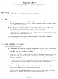 Communications Resume Template Resume Marketing Communications Manager  Susan Ireland Resumes