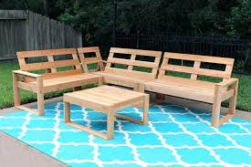 diy patio furniture outdoor sectional for under diy patio furniture cushion storage