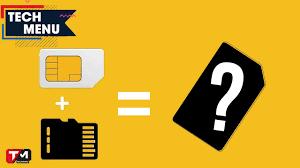 Thẻ SIM kiêm luôn chức năng thẻ nhớ microSD? Để làm gì? | thẻ nhớ không  format được | Thông tin về công nghệ mới cập nhật - CÔNG TY CP SX