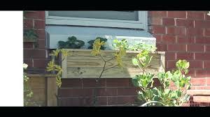 window planter boxes diy flowers pictures box plans