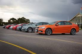 Commodore Cruze Colour Palette Right On Trend