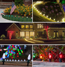 C9 Pathway Lights Pathway Christmas Lights