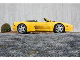 These cars are referred to as 348 gtbs. 1995 Ferrari 348 For Sale In Valley Stream Ny Classiccarsbay Com
