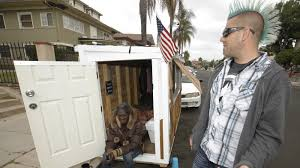 Small Picture LA Officials Bring The Hammer Down On Tiny Houses For Homeless NPR
