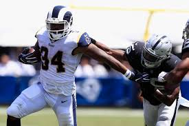 Rams Depth Chart 2013 Rams Raiders Practice Notes And Takeaways From Wednesday