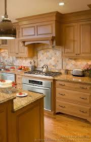 backsplash kitchen ideas. Modren Ideas Kitchen Kitchen Idea Of The Day Natural U0026 Light Wood By Crown  Point Intended Backsplash Ideas N