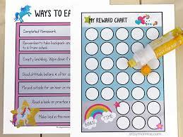 Downloadable Reward Charts Best Photos Of Behavior Sticker Charts Sticker Behavior Chart Free