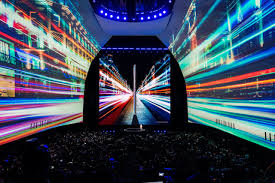 Arena Lighting Samsung Case Study Samsungs Galaxy Note10 Unpacked Launch With