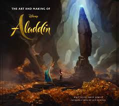 Aladdin Movie Changes Detailed In Insight Editions New Art Book