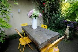 shabby chic outdoor furniture. Outdoor Table Lamps Patio Shabby-chic Style With Distressed Furniture Industrial Pots And Planters Shabby Chic