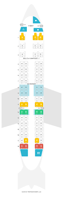 Bombardier Crj 700 Aircraft Seating Chart Seat Map Bombardier Crj700 Cr7 Delta Air Lines Find The