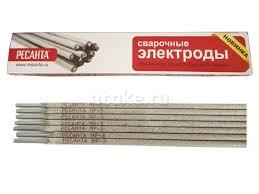 Сварочный <b>электрод РЕСАНТА МР</b>-<b>3</b> Ф2,5 Пачка 3 кг — купить в ...