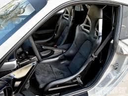 Porsche Carrera GT/European GT3 carbon fiber seat - Rennlist ...