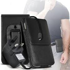 Case For Yezz Andy A5QP PU Leather Belt ...