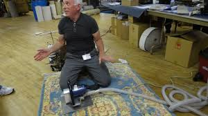 robert mann of denver colorado is testing a shearing machine i have a lot of respect for mr mann and had the pleasure of appraising 64 rugs with him for