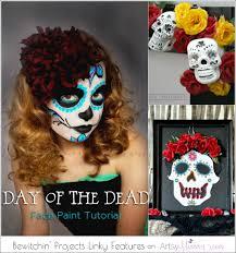 diy day of the dead sugar skull ideas