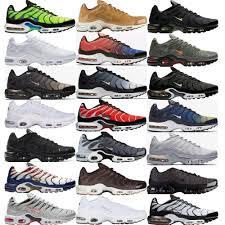 Nike Air Max Plus Tn Tuned Air Mens Premium Sneakers