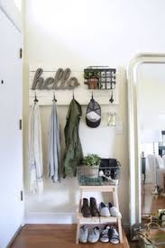 Entryway Wall Mounted Coat Rack DIY Wall Mounted Coat Rack Coat racks Easy and Coat hooks 37