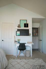 office space organization. Creating An Office Space In A Bedroom, Adding Function, Organization And Style T
