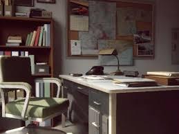retro home office. Retro Home Office. Office Design Ideas F