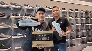 Bakal Booming! 'Armature' Sepatu Kolaborasi Aerostreet – Rown Division  Dijual Hanya 5.000 Pasang