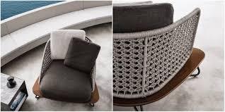 minotti italian furniture. CovetEd Italian Brands At Imm Cologne 2016 Rivera Armchairs By Minotti Italia To See Furniture
