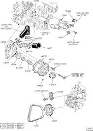 mercury cougar do you have a diagram of the coolant hoses graphic