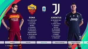 PES 2021 - Roma vs Juventus - Serie A TIM - C.Ronaldo vs Roma - eFootball  GamePlay PC - YouTube