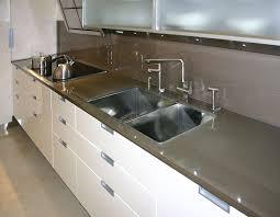 glass kitchen countertops cost