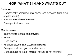 What Is Not Included In Gdp What Is Not Counted In Gdp Magdalene Project Org