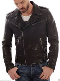 moto leather jacket mens. new men\u0027s genuine lambskin leather jacket mango tan slim fit motorcycle moto mens