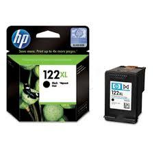 deskjet 1510 printer black ink original hp 122xl ch563he high yield black ink cartridge