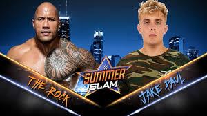 jake paul wrestling. Exellent Jake Jake Paul VS The Rock  WWE Fight To Wrestling A